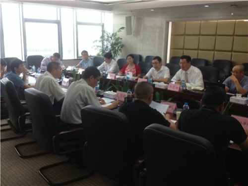 坪山社区顾问工作会议